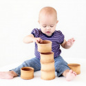 Bambus Babyschüssel
