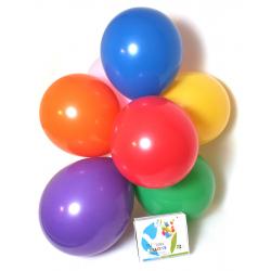 Luftballons 18 Stk. fairer Naturkautschuk