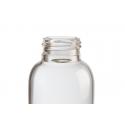 Auslaufsichere Glas-Trinkflasche 500 ml