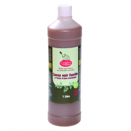 Flüssige Bio Schmierseife aus Olivenöl