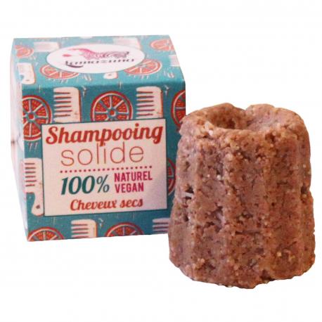 Festes Shampoo - Trockenes Haar