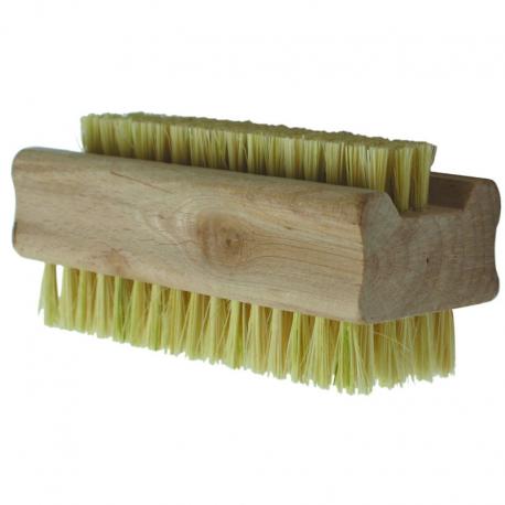 Nagelbürste aus Buchenholz