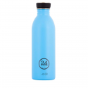 Trendige Edelstahlflasche