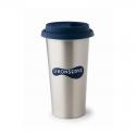 Coffee to go Thermobecher aus Edelstahl