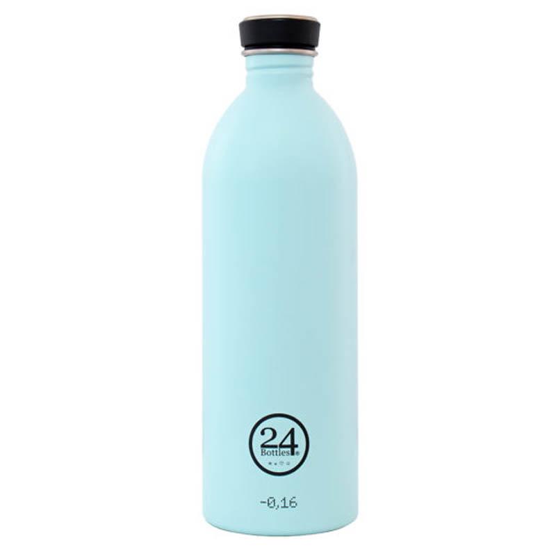 flasche edelstahl 24bottles zero waste leben beechange. Black Bedroom Furniture Sets. Home Design Ideas