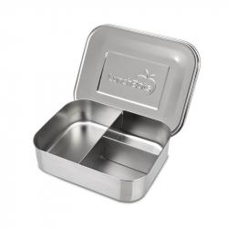 Trio Lunchbox aus Edelstahl 600 ml