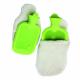 Wärmflasche mit Hülle klein Naturkautschuk