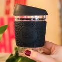 Coffee to go Glas-Becher 340 ml