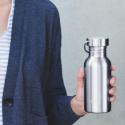 Plastikfreie Trinkflasche 500 ml