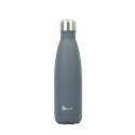 Isolier-Trinkflasche Edelstahl 500 ml