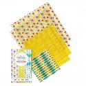Bienenwachstücher - 5er Set