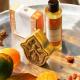 Aleppo Seife mit ätherischen Ölen