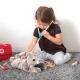 Arztkoffer Holz für Kinder