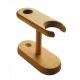 Rasierpinselständer aus Holz