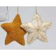 Weihnachtsschmuck aus Filz - 2er Set