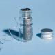 Plastikfreie Zahnseide - 2er Set