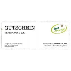 10 EUR Wertgutschein