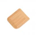 Topfkratzer aus Bambus