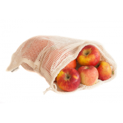 2 Stk. Obst- & Gemüsenetze 'Re-Sack' groß
