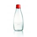Retap Glas-Trinkflasche 0,8 l