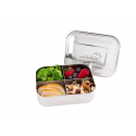 Quad Lunchbox aus Edelstahl 600 ml