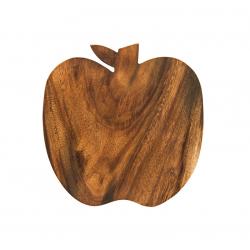 Topf-Untersetzer 'Apfel' Fairtrade