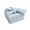 Furoshiki Stoff-Verpackung Upcycling